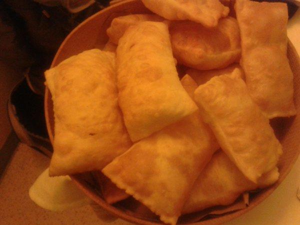 Lo gnocco fritto del Ristorante Casabella