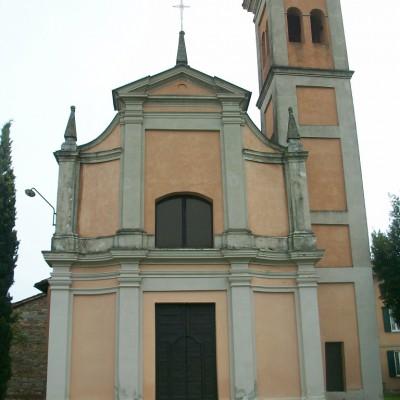 La chiesa di Santa Giustina