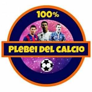 i plebei del calcio logo